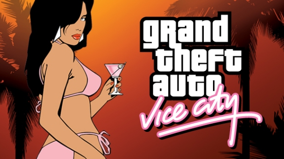 GTA Vice city PSN