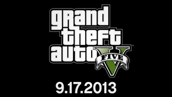 GTA V 17 September 2013