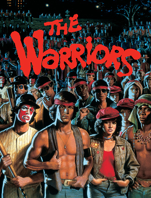 The Warriors PSN