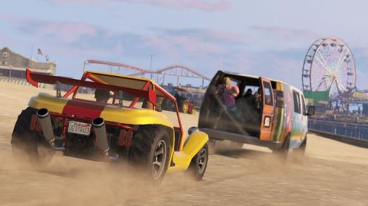 GTA V – Beach Bum Pack Coming November, iFruit & GTA V: The
